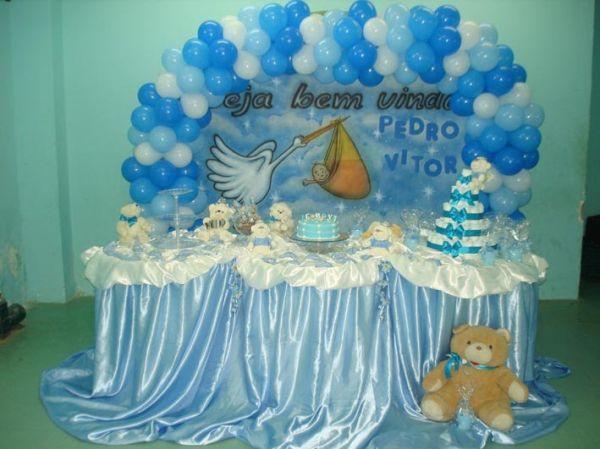 Fotos de bolos infantis decorados mundodastribos todas - Como decorar fotos ...